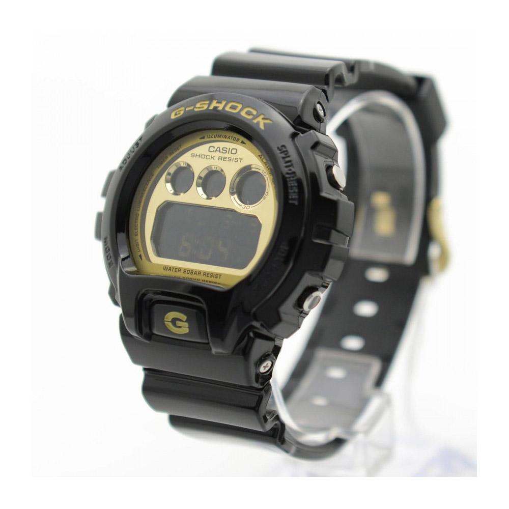 6776295cdfd7 Reloj Hombre Casio G Shock Gold Color With Black – DW-6900CB-1D ...
