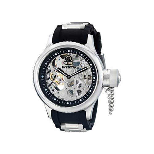91bedda56 Reloj Hombre Invicta Num Rom Gold Tres Manillas- 13971