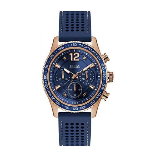 2fc3460d9a44 Reloj Hombre Guess Silic Blue- W0971g3